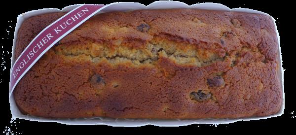 Englischer Kuchen 500g