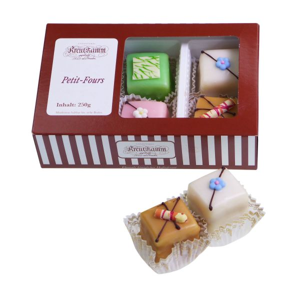 Petit Fours 6er Packung