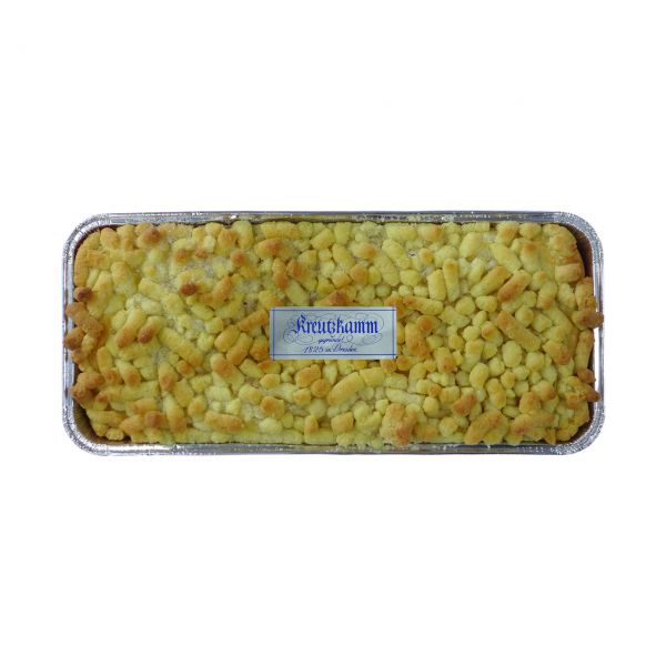Butter-Streusel-Kuchen 400g