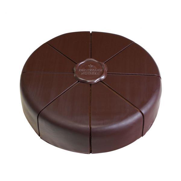 Schokoladen-Torte (alkoholfrei)